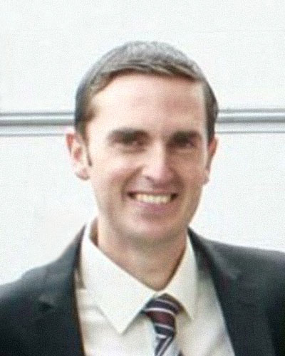 Dr Gavin Devlin